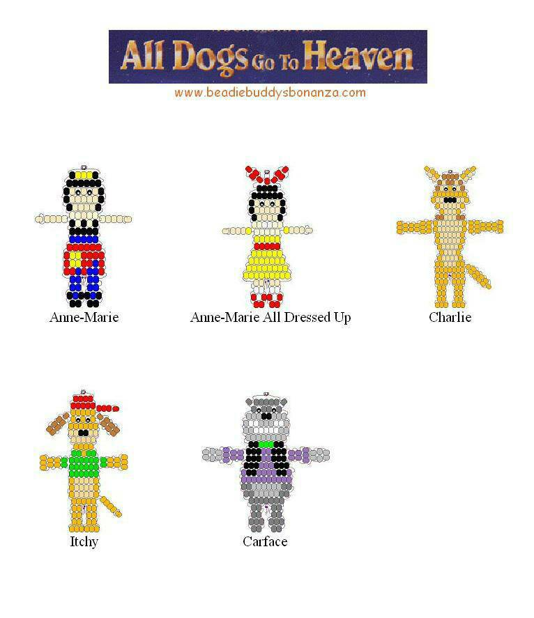 Pictures Of All Dogs Go To Heaven